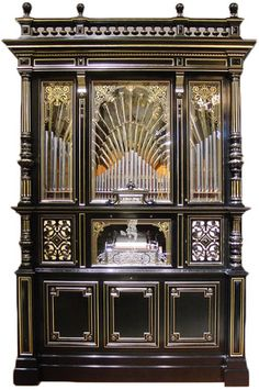 1895 Welte Style 6 Concert Orchestrion: like a player piano, but more instruments