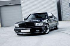 Mercedes-Benz W126 560 SEC AMG