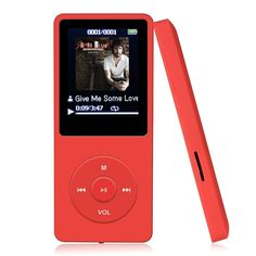 AGPtEK 2018 Latest Version 70 Hours Playback Lossless Sound Music Player in Consumer Electronics, Portable Audio & Headphones, iPods & Players Mp3 Music Player, Mp4 Player, Big Music, Sound Of Music, 2000 Songs, Sd Card, Oreo, Ebay, Amazon