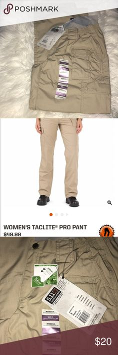 5.11 tactical women's pants New with tags 5.11 Tactical Pants Trousers