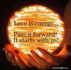 love is energy