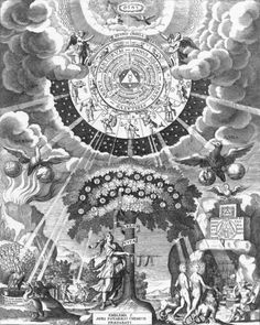 """newmanpsyempath: """" CHAPTER I THE HERMETIC PHILOSOPHY """"The lips of wisdom are closed, except to the ears of Understanding""""–The Kybalion. From old Egypt have come the fundamental esoteric and occult. Occult Symbols, Occult Art, Ancient Symbols, Alchemy Art, Esoteric Art, Isaac Newton, Freemasonry, Sacred Geometry, Dark Art"""