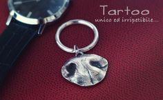 Dog nos e print in silver Tartoo-gioielli a quattro zampe