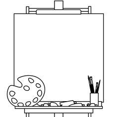 Faire un dessin dans son coloriage