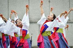 ハマこい踊り 炎舞2014♪  準グランプリ授賞\(^o^)/