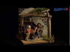 Castañero 10 cm. movimiento belén   venta online en HOLYART