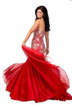 Miss Washington USA 2012, Christina Clarke / #MissUSA on #NBC