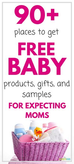 Free-baby-stuff-for-expecting-mothers