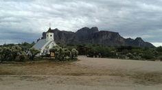 Superstition Mountain, Apache Junction-AZ 12/2014
