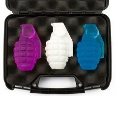 Soap Grenade Gift Set: 'Mr. & Mrs. Smith' $34.99