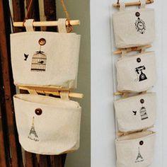 Grocery Bags Hanging bag organizer