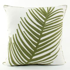Cheap decorative silk throw pillows, Buy Quality decorative round pillow directly from China decorative outdoor pillows Suppliers: green red leaf design cushion cover embroidery sofa couch throw pillow case 45cm decorative almofadas leaves cojines home decor