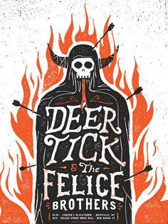 GigPosters.com - Felice Brothers, The