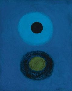 Untitled.  Artist: Adolph Gottlieb.  Completion Date: 1967.  Style: Abstract Expressionism.   Genre: abstract painting.