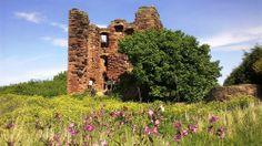 MacDuff Castle Scotland