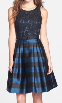 perfect dress for an office party http://rstyle.me/n/t33q2pdpe