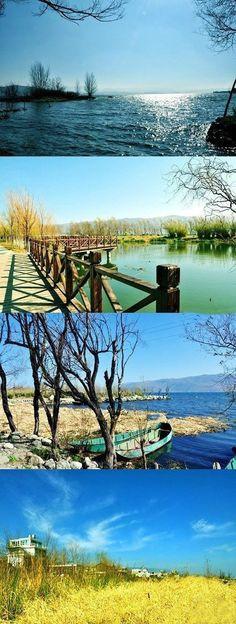 the Erhai Lake