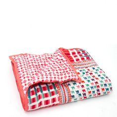 Baby Blanket - Camels. 15% off this weekend at Furbish!!!