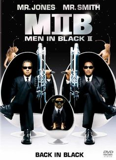 Men In Black 2 (2002) - Agent J needs help so he is sent to find Agent K and restore his memory.