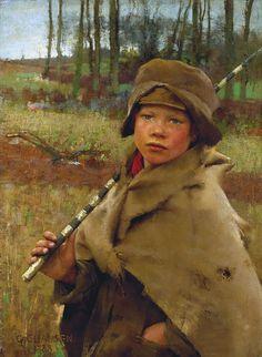 A ploughboy, by George Clausen.jpg