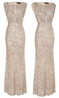 I'd wear it as a wedding dress