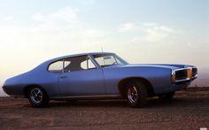 The hero always arrives on time Starring: '68 Pontiac LeMans HT (by Pat Durkin - Orange County, CA)