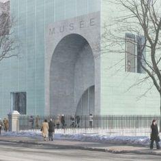 David Chipperfield . MNBQ Musée national des beaux-arts . Québec (2)