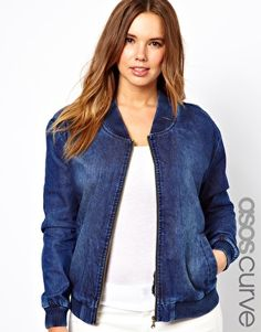 Great piece of denim for cool nights.