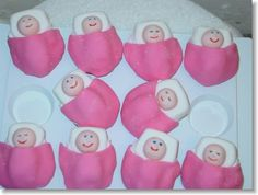 baby cup cakes baby-stuff