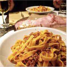 Tagliatelle al Ragu Bolognese by Antonio Carluccio http://www.antonio-carluccio.com/tagliatelle_al_Ragu_Bolognese