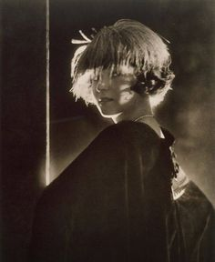 Irene Castle by Baron Adolph de Meyer (1919)