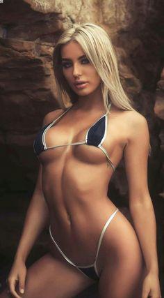 mädchen blondine nackt