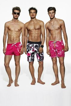 Diesel Men Beachwear Spring Summer 2012 Collection