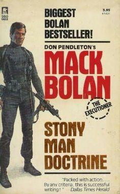 """Mack Bolan - The Executioner - """"Stony Man Doctrine"""""""