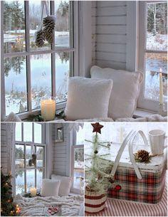 Aiken House & Gardens: The Christmas Nook