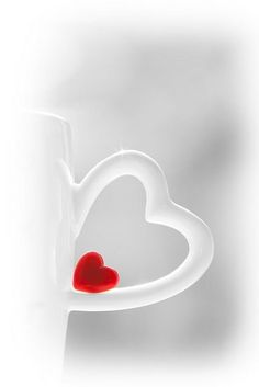 Find images and videos about love, white and red on We Heart It - the app to get lost in what you love. I Love Heart, With All My Heart, Happy Heart, Heart Wallpaper, Love Wallpaper, Heart Images, Love Symbols, Heart Art, What Is Love