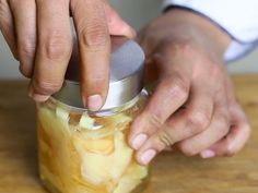 Pickled ginger is an essential part of a typical sushi dinner, along with fresh fish, wasabi and soy sauce. If you want to make sushi at home, or keep your own condiments in the house, you can make jars of pickled ginger slices that will...