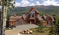 mountain homes   Steps To Decorating Your Mountain Home On A Budget