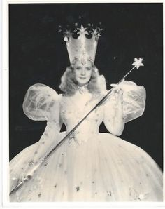 Billie Burke  If you haven't seen her in the Man who came to Dinner, or Topper Returns, do so.  She is so darn funny
