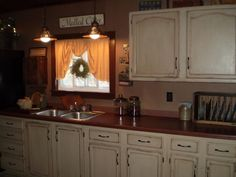 PRIMITIVE COUNTRY DINING ROOM - Dining Room Designs - Decorating Ideas - HGTV Rate My Space