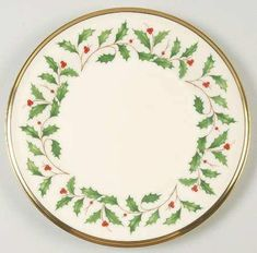 Explore our favorite classic Christmas dinnerware patterns to shop festive finds fit for any traditional holiday gathering. Christmas Dinner Plates, Lenox Christmas, Christmas Dinnerware, Christmas China, Christmas Tablescapes, Merry Christmas, Xmas, Christmas 2017, Vintage Christmas