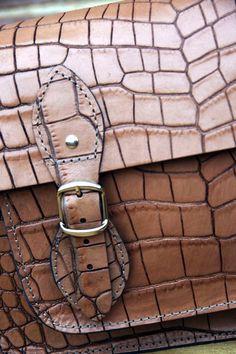 Satchel Bag, Clutch Purse, Satchels, Clutches, Totes, Belt, Purses, Accessories, Crocodile