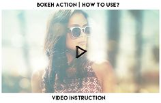 Bokeh Photoshop Action | GraphicRiver