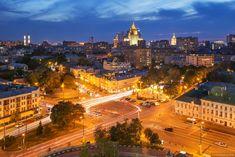 Новые фотографии Москвы, часть 1: chistoprudov