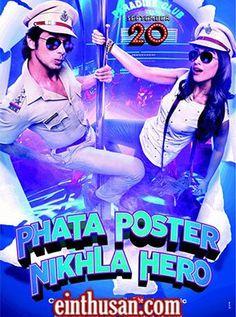 Phata Poster Nikla Hero Hindi Movie Online - Shahid Kapoor and Ileana D'Cruz. Directed by Rajkumar Santoshi. Music by Pritam. 2013 ENGLISH SUBTITLE