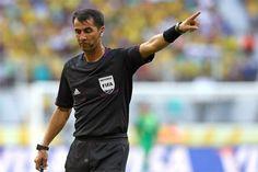 Ирматов рассудит матч Нидерланды-Коста-Рика
