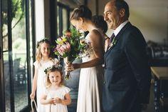 Sweet Australian Countryside Wedding | Photo by Georgia Verrells http://www.georgiaverrells.com/