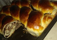 Hot Dog Buns, Hot Dogs, Sweet Recipes, Food And Drink, Bread, Cake, Brot, Kuchen, Baking