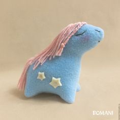 "Handmade Horse ""Pony"" - pony, horse, soft toy, for children, for girls"