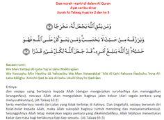 doa-murah-rezeki-ayat-seribu-dinar